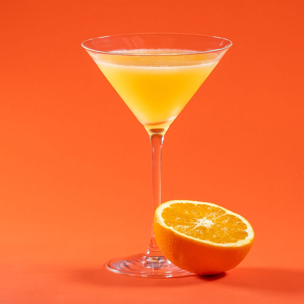 Orange Martini and My Love for Cointreau